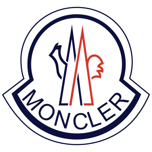 Moncler logo Svg