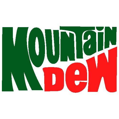 Mountain Dew Svg