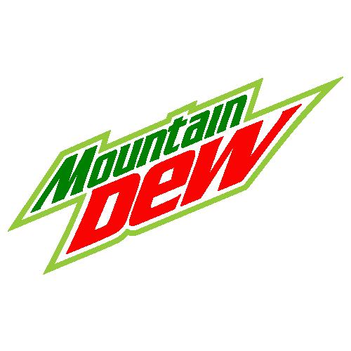 Mountain Dew Drink Svg
