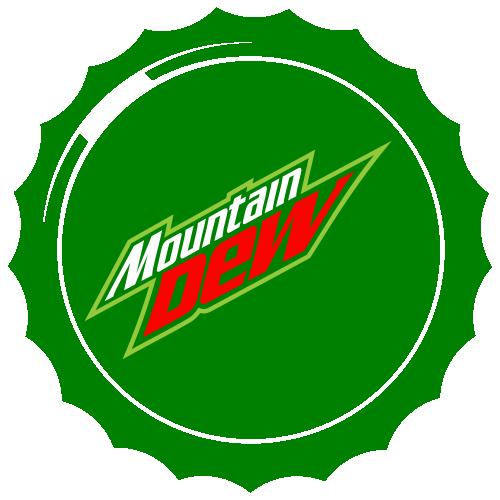 Mountain Dew Circle Svg