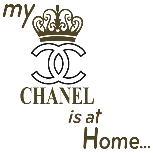 My Chanel is at Home Svg