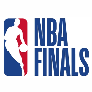 NBA Finals 2020 vector image
