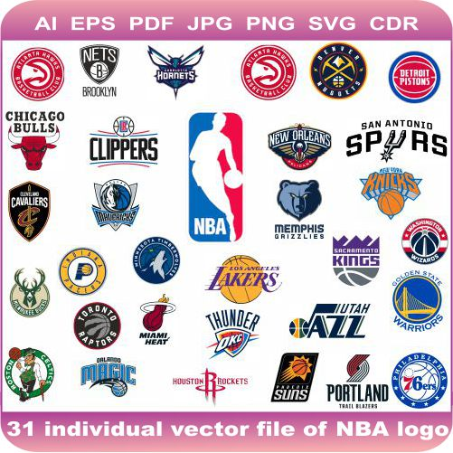NBA Team Pack Logo