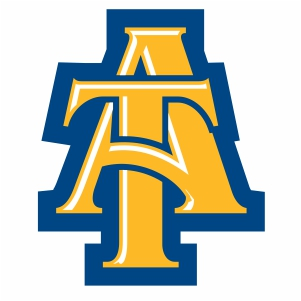 North Carolina A And T Aggies Logo Vector