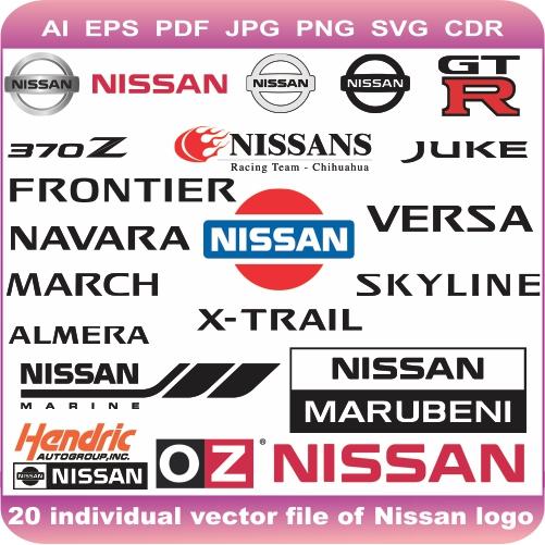 Nissan Car Pack Logo
