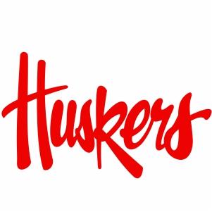Nebraska Cornhuskers Logo Vector