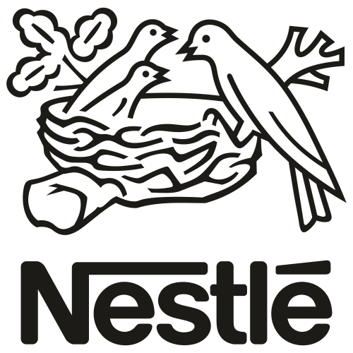 Nestle Bird Logo Svg