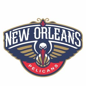 New Orleans Pelicans Logo Svg