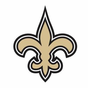 New Orleans Saints Logo Svg