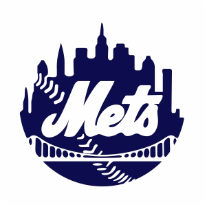 New York Mets Logo cilpart