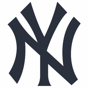 New York Yankees Cap Logo Svg
