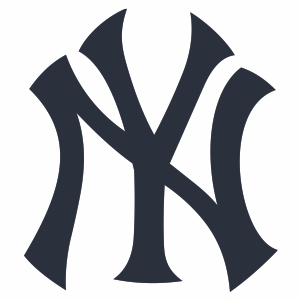 New York Yankees Logo Cut