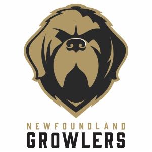 Newfoundland Growlers Logo Svg