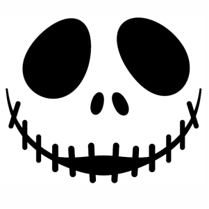 Nightmare Before Christmas svg cut file