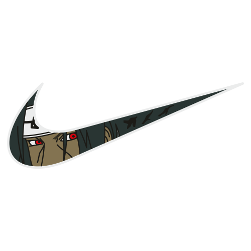 Nike Itachi Logo Svg For Silhouette