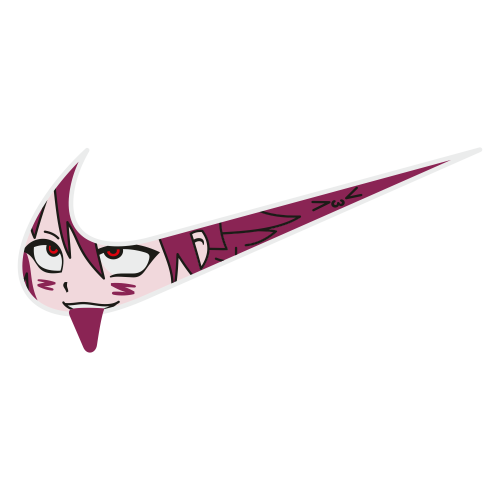 Nike Cartoon Logo Clipart