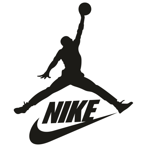 Nike Air Jordan Logo Svg