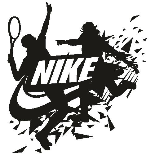 Nike Player Logo Svg