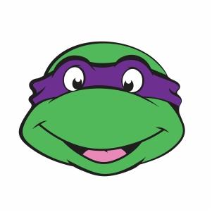 Ninja Turtles cartoon Vector