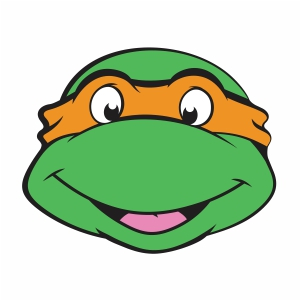 Ninja Turtle vector