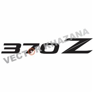 Nissan 370Z Logo Svg