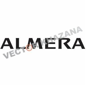 Nissan Almera Logo Svg