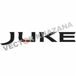 Nissan Juke Logo Vector