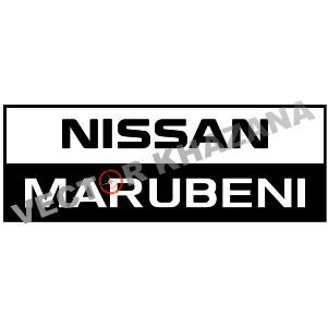 Nissan Marubeni Logo Vector