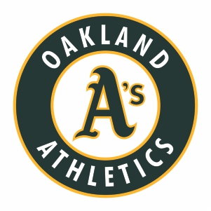 Oakland Athletics Logo Svg