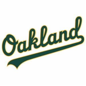 Oakland Logo Vector