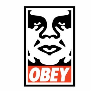 Obey logo svg