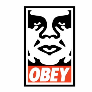 Obey logo Vector