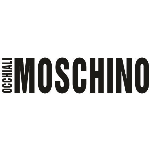 Moschino Occhiali Logo Svg