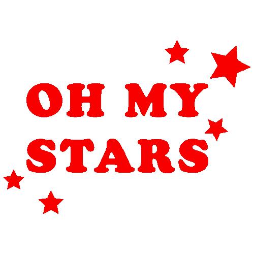 Oh My Stars Svg
