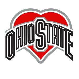 Ohio State Buckeyes Logo Vector