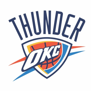 Oklahoma City Thunder Logo Svg