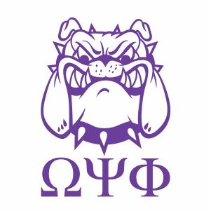 Omega Dog Svg