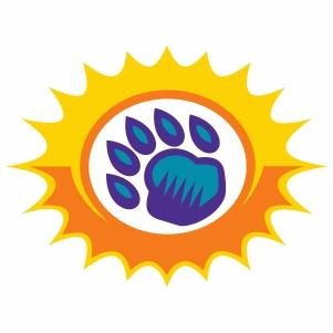 Orlando Solar Bears Logo Svg