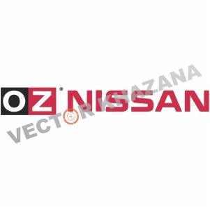 OZ Nissan Logo Svg