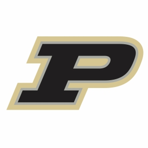 Purdue Boilermakers Football Logo Vector
