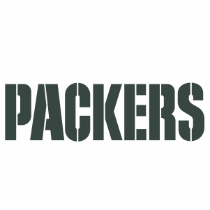 Green Bay Packers Logo Clipart