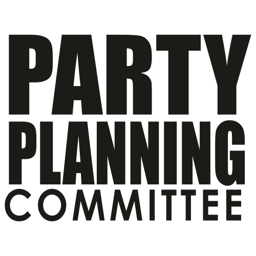 Party Planning Committee Svg