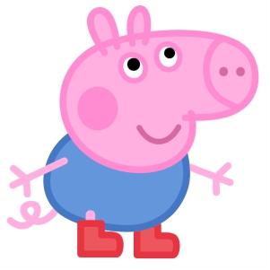 Cute Peppa Pig Vector