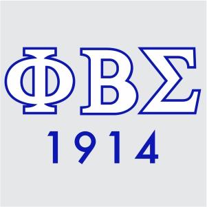 Phi Beta Sigma 1914 Svg