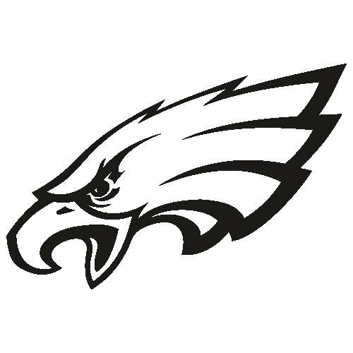 Philadelphia Eagles Black Svg