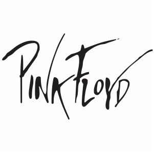 Pink Floyd Logo Vector
