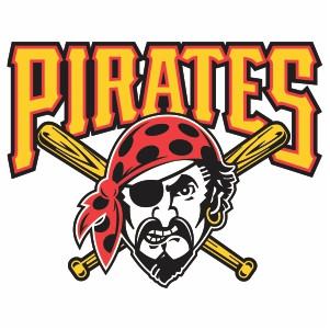 Pirates Man Logo Svg