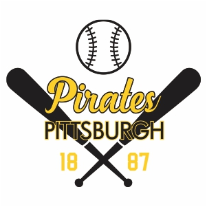 Pirates Pittsbug Logo Cut