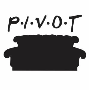 Friends Pivot Svg