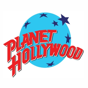 Planet Hollywood logo Vector file